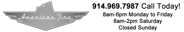 American Tire NYC Logo